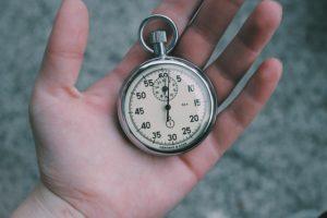 Joggen Geschwindigkeit steigern - zunächst muss sie gemessen werden